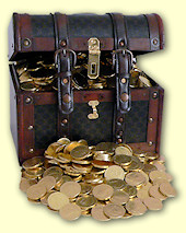 Trade Show Treasure Chest