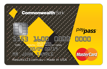 how to use commonwealth travel card