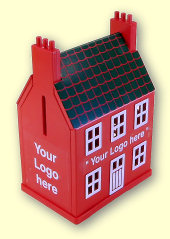 House Money Box - assembled