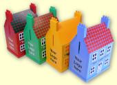 House Money Box - 4 colours